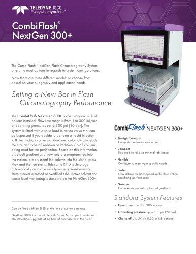 CombiFlash® NextGen 300+