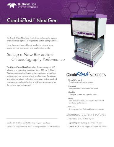 CombiFlash®  NextGen