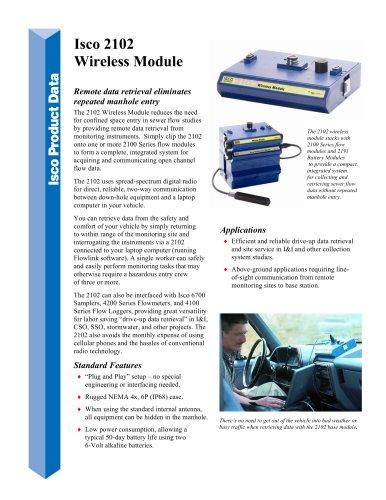 Isco 2102 Wireless Module
