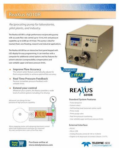 ReaXus 6010R