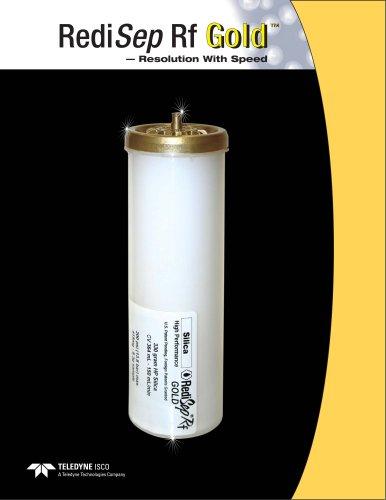 RediSep Rf Gold Brochure