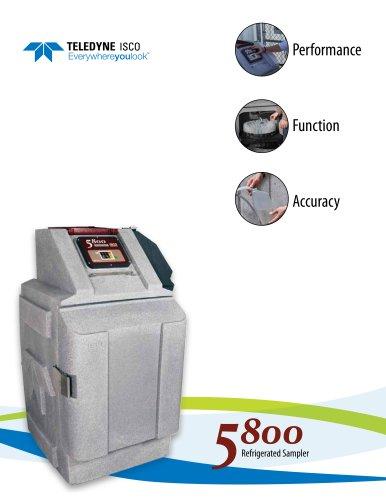 Stationary Refrigerated 5800 Sampler