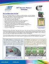 EIT® ON-LINE PRODUCT OVERVIEW