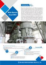 BPEG ZGM Coal Mill
