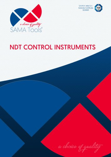 NDT CONTROL INSTRUMENTS