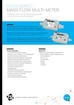 5000 Series Mass Flow Multi-Meter Spec Sheet EN