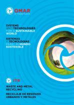 Catalog ENG - ESP | ITR Recycling Technologies