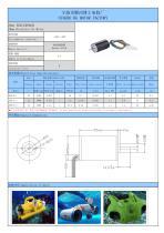 The DC Brushless Motor Catalogo From Ningbo BG Motor Factory
