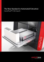 InnuPure C16 touch - Magnetic particle based extraction system for fully automated isolation and purification of nucleic acids