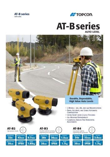 AT-B Series Catalogue