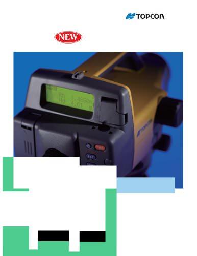Electronic Digital Level DL-502/503