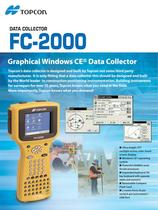 FC-2000  DATA COLLECTOR - 1