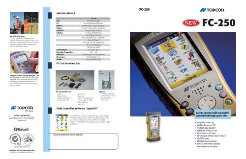 FC-250 field controller