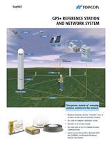 GPS+Reference Station System TopNET