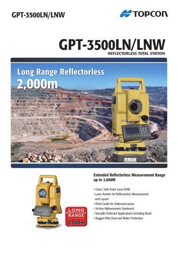 GPT-3500LN / LNW