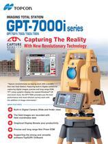 GPT-7000i  IMAGING TOTAL STATION - 1