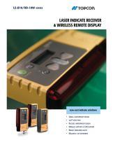 LS-B10/B10W Catalogue - 1
