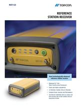 Net-G3 REFERENCE STATION RECEIVER - 1