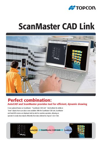 ScsnMaster CAD Link