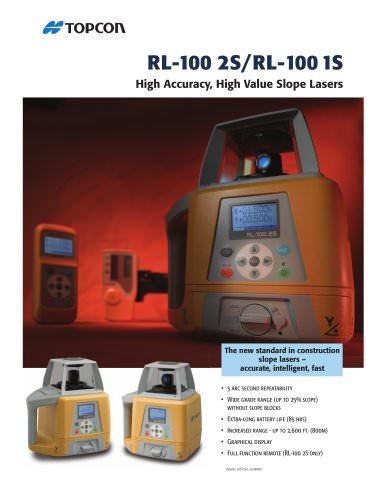 Slope Lasers RL-100 1S/2S