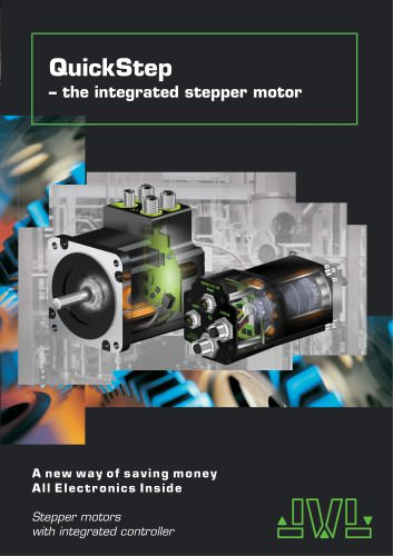 QuickStep - the integrated stepper motor