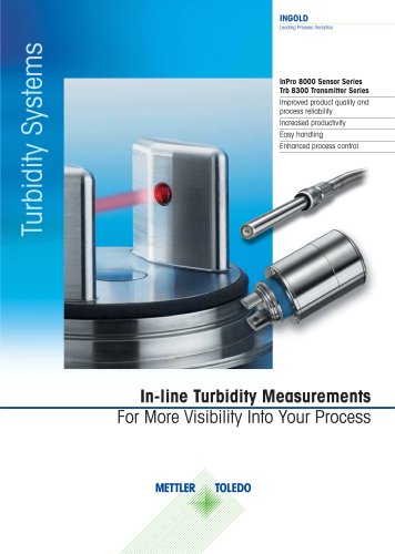 Family Flyer Turbidity Measurement Systems