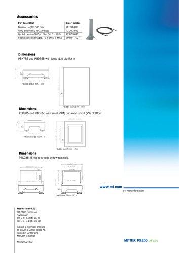 PDB555 / PBK785