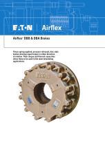 Airflex ® DBB & DBA Brakes
