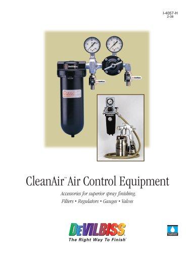 CleanAir™  Air Control Equipment