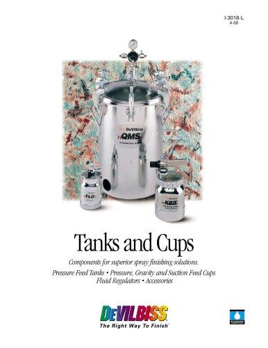 Devilbiss - TANKS & CUPS CATALOG