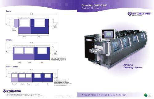 OmniJet CBW-218