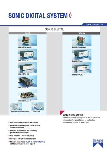 SONIC DIGITAL SYSTEM