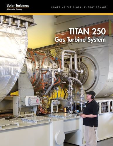 Titan 250 for Oil & Gas Applications
