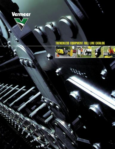 Full Line - Trenching Products