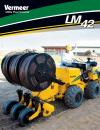 LM42 Plow/Trencher Product Literature