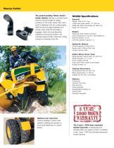SC252 Stump Cutter Literature - 3