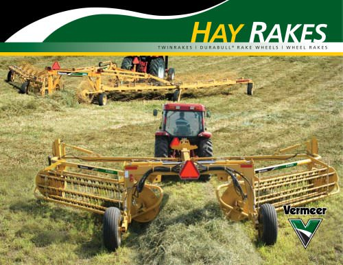 WR-Series Wheel Rakes
