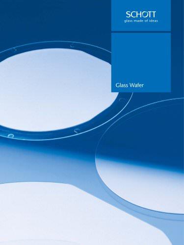 Glass Wafer - Catalogue