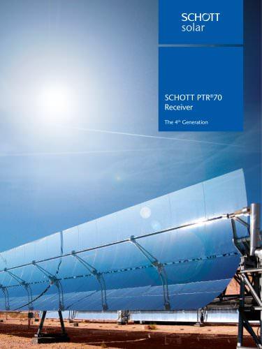 SCHOTT PTR70 brochure