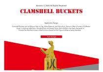 CLAMSHELL BUCKET - 2
