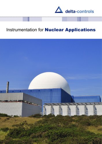 Instrumentation for Nuclear Applications