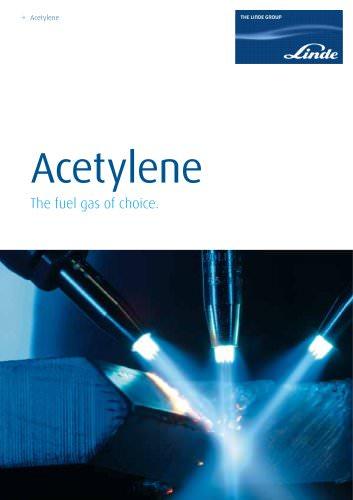 Acetylene Brochure