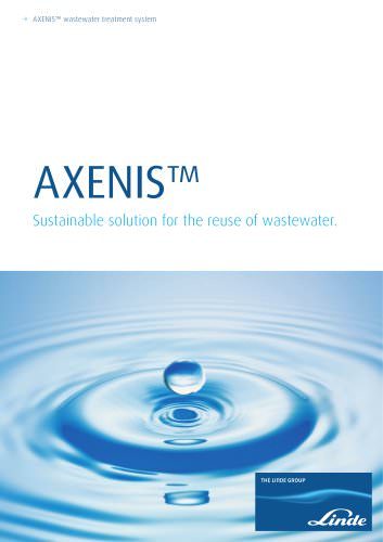 AXENIS Water Treatment