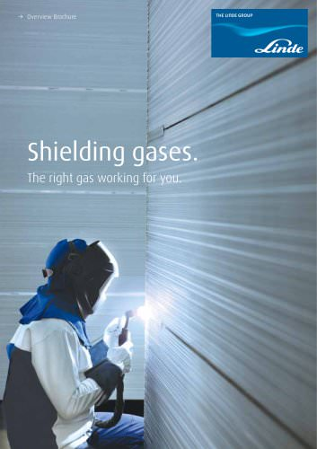 Overview of Shielding Gases