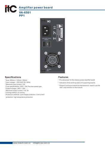VA-6501 PP1