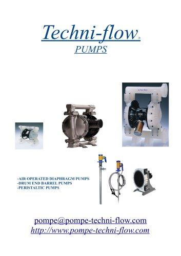 techni-flow  pumps