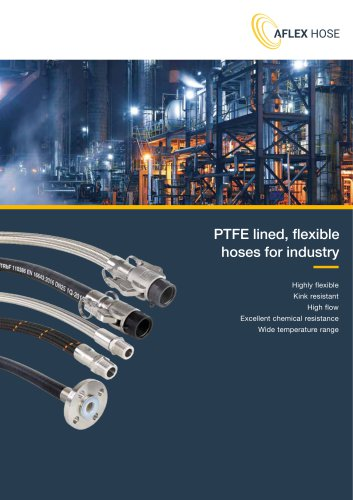 Aflex industrial brochure