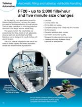 Aseptic Filling and capping - 12