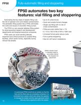 Aseptic Filling and capping - 16