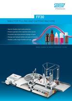 Flexicon FF30 bottle handling system - 1